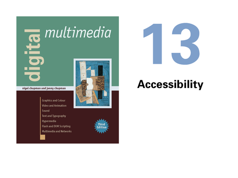 Digital Multimedia 13Accessibility Page01
